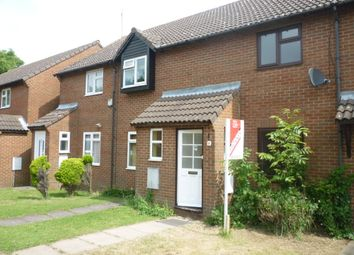 Thumbnail 2 bedroom terraced house to rent in St Andrews Walk, Slip End, Luton, Beds
