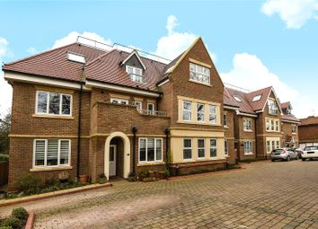 Thumbnail 2 bed flat for sale in Woodlands, 103 Ducks Hill Road, Northwood, Middlesex