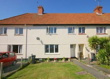 Thumbnail 3 bed terraced house for sale in Hayfield Road, Minehead