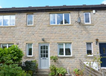 Thumbnail 2 bed town house for sale in Holmecarr Court, Crownest Lane, Bingley