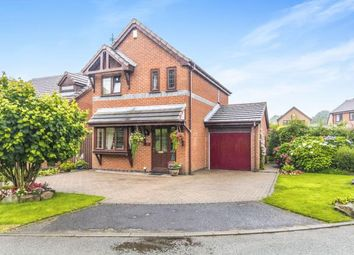 Thumbnail 3 bedroom detached house for sale in Avoncliff Close, Bolton, Greater Manchester