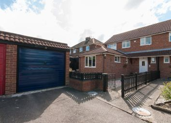 Thumbnail 4 bed semi-detached house for sale in Burgess Green, Hacklinge, Deal