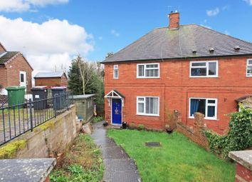 Thumbnail 2 bed semi-detached house for sale in Wrekin View, Madeley, Telford