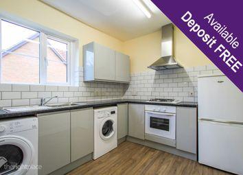 Thumbnail 2 bed flat to rent in London Road, Loughton, Milton Keynes