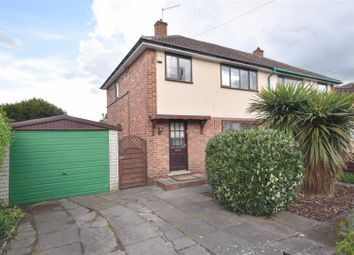 Thumbnail 3 bed semi-detached house for sale in Launceston Crescent, Wilford, Nottingham