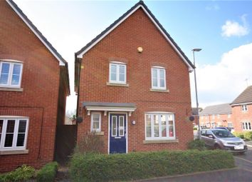Thumbnail 3 bedroom detached house for sale in George Smith Drive, Coalville