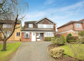Thumbnail 4 bed property for sale in Magnaville Road, Bushey Heath, Bushey