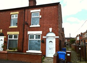 Thumbnail 2 bed terraced house for sale in Hartley Street, Stockport