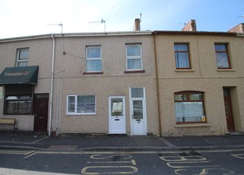 Thumbnail 1 bed terraced house for sale in Copperworks Road, Llanelli