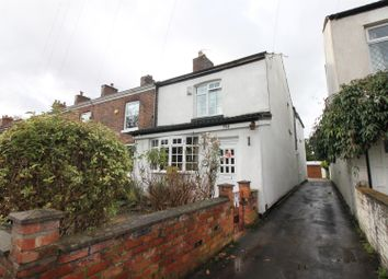 Thumbnail 3 bed end terrace house for sale in Flixton Road, Urmston, Manchester