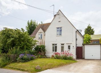 Thumbnail 2 bed semi-detached house for sale in Main Street, Westbury, Brackley