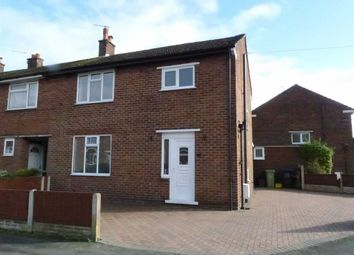 Thumbnail 3 bedroom end terrace house for sale in Ash Road, Sandiway, Northwich, Cheshire