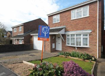 Thumbnail 4 bed detached house to rent in Wiltshire Avenue, Yate, Bristol