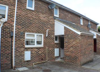 Thumbnail 3 bed terraced house to rent in Humphrey Park, Church Crookham, Fleet