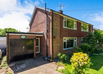 Thumbnail 4 bed semi-detached house for sale in Palesgate Lane, Crowborough