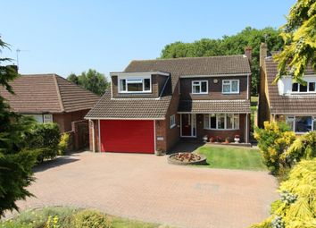 Thumbnail 5 bedroom detached house for sale in Kempshott Lane, Basingstoke