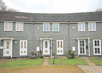 Thumbnail 3 bedroom terraced house to rent in Cresent Lodge, Overstone Park, Northampton
