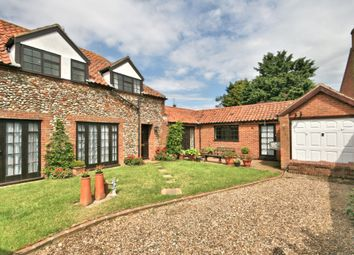 Thumbnail 3 bed barn conversion for sale in Wells Road, Wighton, Wells-Next-The-Sea