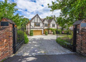 Thumbnail 5 bed detached house for sale in Trumpsgreen Road, Virginia Water, Surrey