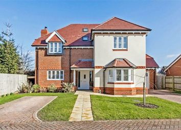 Thumbnail 5 bed detached house for sale in Cherrywood Gardens, Fair Oak, Eastleigh