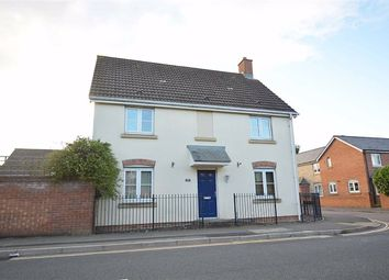 Thumbnail 4 bed detached house for sale in Woodvale Kingsway, Quedgeley, Gloucester
