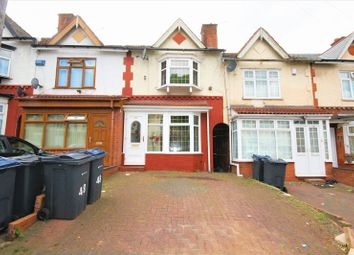 Thumbnail 2 bedroom terraced house for sale in Churchill Road, Bordesley Green, Birmingham