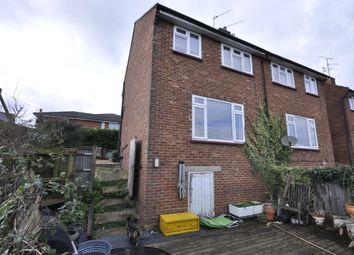 Thumbnail 3 bed semi-detached house for sale in Coopers Rise, Godalming