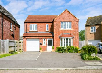 Thumbnail 4 bed detached house for sale in Bedford View, Manea, March