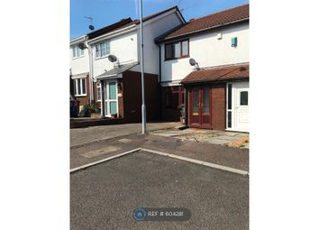 Thumbnail 2 bedroom terraced house to rent in Vaindre Close, St. Mellons, Cardiff