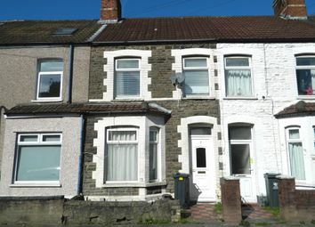Thumbnail 4 bed terraced house to rent in Norman Street, Cardiff