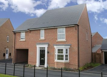 "Thumbnail 4 bed link-detached house for sale in ""Hurst"" at Folkestone Road, Southport"