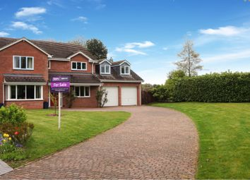 Thumbnail 5 bed detached house for sale in Mulberry Close, Newport