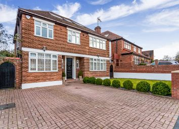Thumbnail 6 bed detached house for sale in Ashley Lane, London