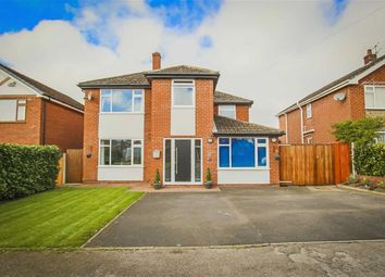 Thumbnail 4 bed detached house for sale in Fieldside Avenue, Chorley, Lancashire