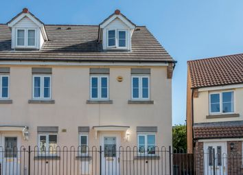 Thumbnail 3 bed end terrace house to rent in Faller Fields, Lydney