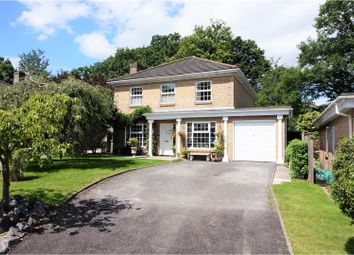 Thumbnail 4 bed detached house for sale in The Oaklands, Chandlers Ford
