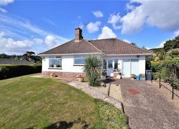 3 bed detached bungalow for sale in Glebelands, Sidmouth, Devon EX10
