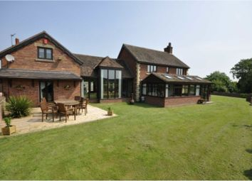 Thumbnail 4 bed detached house for sale in Winghouse Lane, Tittensor, Stoke-On-Trent