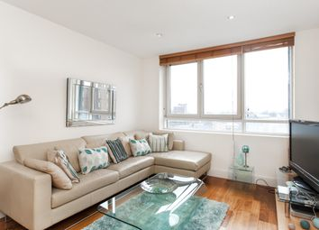 Thumbnail 1 bedroom flat to rent in Westcliffe Apartments, South Wharf Road, London
