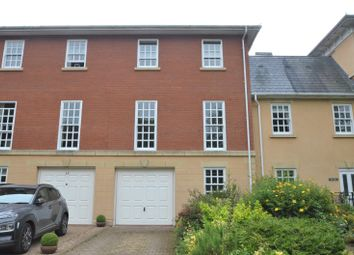 Thumbnail 4 bed terraced house for sale in Prispen House, Prispen Drive, Silverton, Exeter