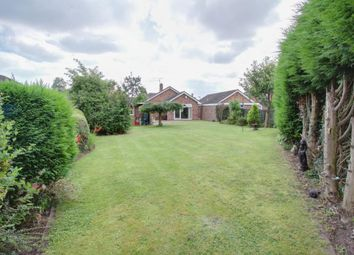 Thumbnail 2 bed detached bungalow for sale in Spinney Drive, Weston, Crewe