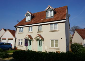 3 bed town house for sale in Pear Tree Way, Lyde Green BS16