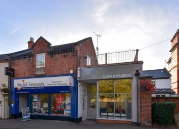 Thumbnail 1 bed flat for sale in High Street, Quorn, Loughborough