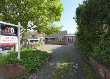 Thumbnail 3 bed detached bungalow for sale in Lea Lane, Cookley, Kidderminster, Worcestershire