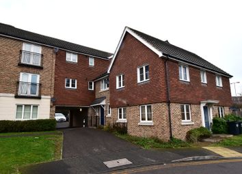 Thumbnail 2 bed flat for sale in Vaughan Close, Dartford, Kent