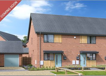 Thumbnail 2 bedroom end terrace house for sale in Watton Green, Watton, Thetford