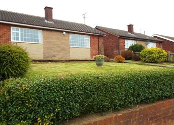 Thumbnail 2 bed detached bungalow to rent in Field Drive, Shirebrook