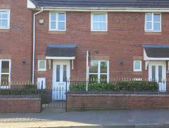 Thumbnail 3 bed mews house to rent in St Johns Road, Lostock