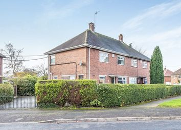 Thumbnail 3 bed semi-detached house for sale in Newbury Grove, Blurton, Stoke-On-Trent