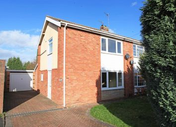 Thumbnail 2 bed semi-detached house for sale in 54 Stanmore Drive, Trench, Telford